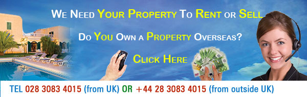 Find Out More About Renting or Selling Your Home in Bulgaria or Overseas