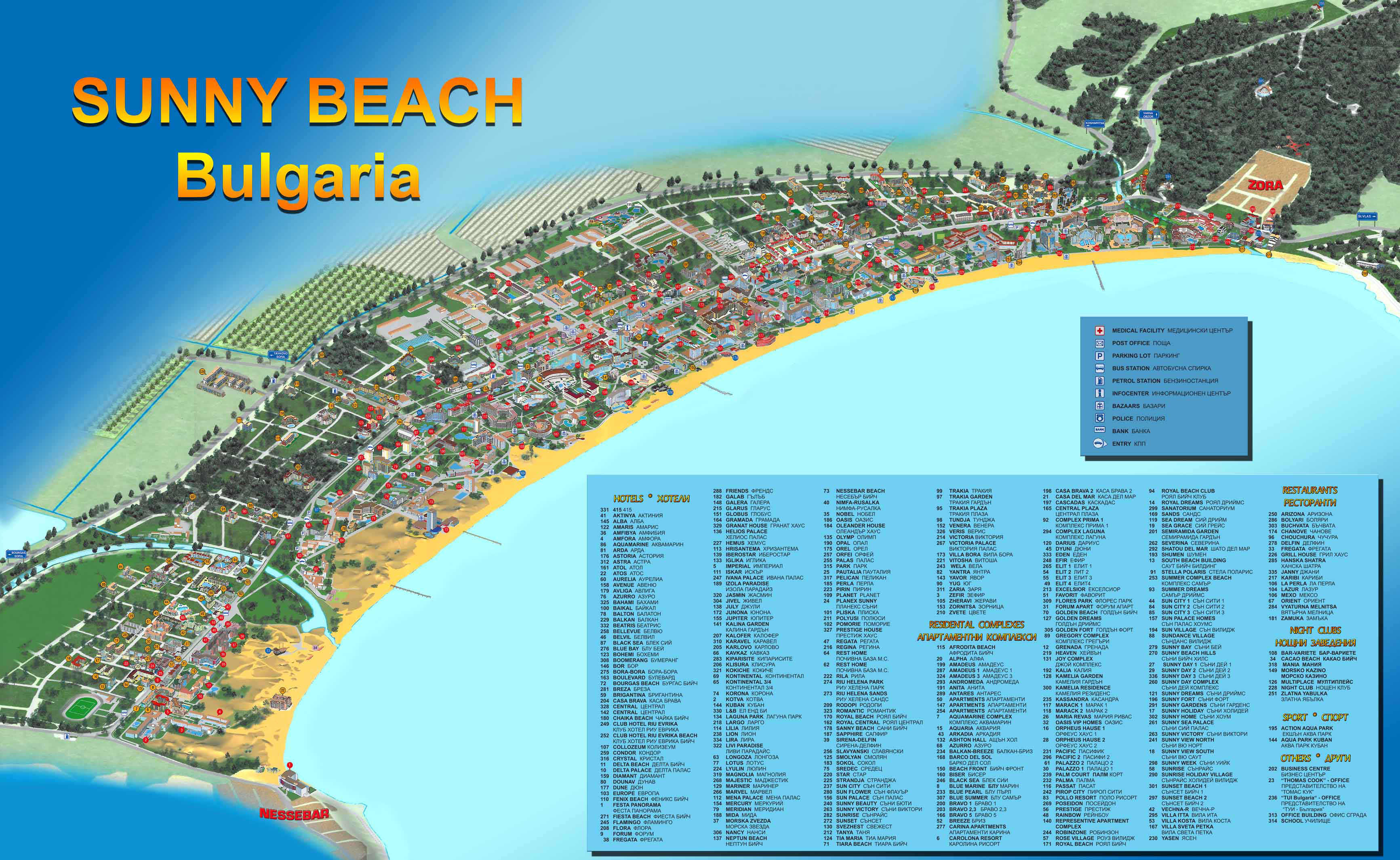laguna beach hotels map with Sunny Beach Maps on Dusit Thani Pattaya furthermore Iberostar Cayo Coco together with Hotel Review G34297 D671239 Reviews Cedar Cove Resort Cottages Holmes Beach Anna Maria Island Florida besides Spiagge Fuerteventura in addition Things Not To Miss.